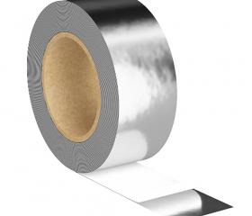Алюминиевая клейкая лента 50 мм х 25 м