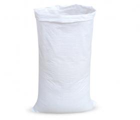 Мешки полипропиленовые белые 55 х 95 см