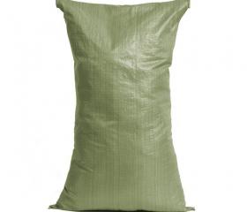 Мешки полипропиленовые зеленые 55 х 95 см
