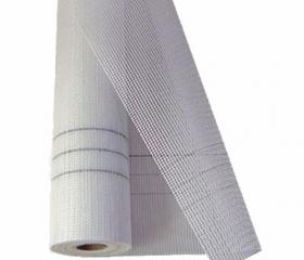 Сетка стеклотканевая фасадная 5 х 5 мм 180 г/м2 1 м 50 п.м.