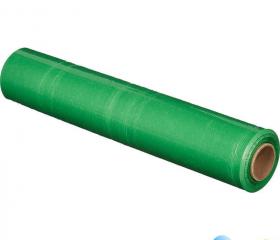 Паллетная стретч пленка 500 мм 17 мкм 2 кг зеленая